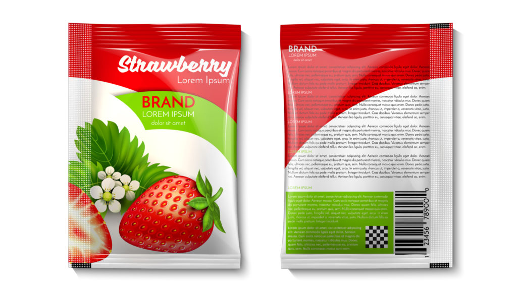 Storytelling with packaging design