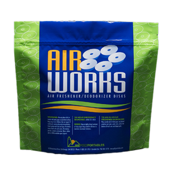 Air Works Product Packaging