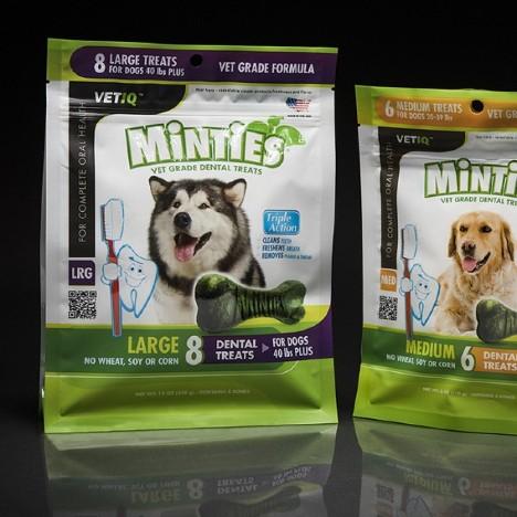 Pet Food & Treat Packaging